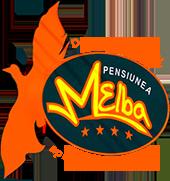 Pensiunea Melba Logo